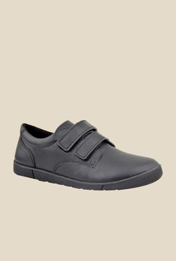 FeetScience Gusto Black Casual Shoes