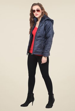 Duke Stardust Blue Quilted Jacket