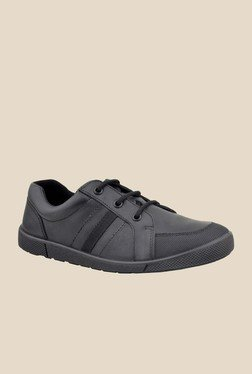 FeetScience Turbo Black Casual Shoes