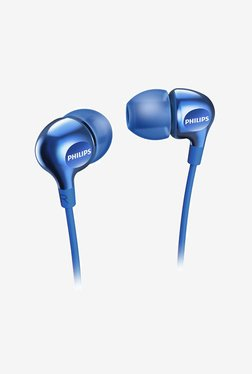 Philips SHE3700 In Ear Wired Headphone (Blue)