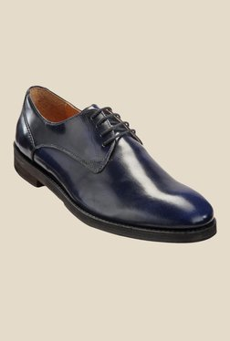 Hats Off Accessories Navy Derby Shoes