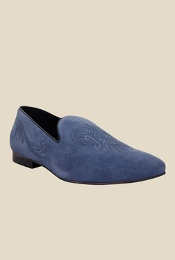 Hats Off Accessories Blue Casual Loafers
