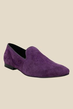 Hats Off Accessories Purple Casual Loafers