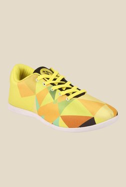 Yepme Yellow & Green Sneakers