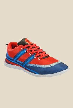 Yepme Red & Blue Sneakers