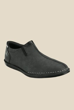 Yepme Dark Grey Casual Slip-Ons