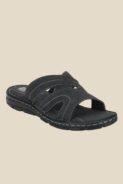 Yepme Black Casual Sandals