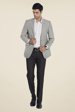 Raymond Grey Textured Jacket