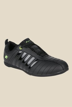 3389a9a12 Fsports Rodeo Black   Green Sneakers