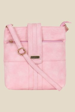 Esbeda Pink Synthetic Sling Bag