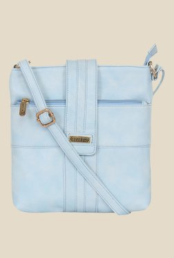Esbeda Blue Synthetic Sling Bag