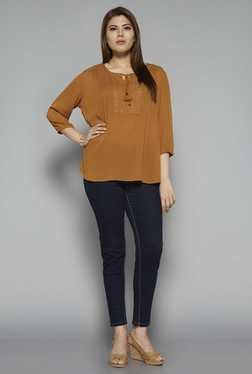 Gia by Westside Tan Sophie Blouse
