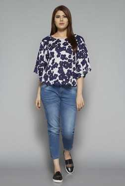 Sassy Soda by Westside Navy Frida Blouse