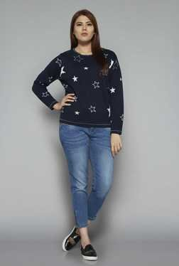 Sassy Soda by Westside Navy Josie Sweater