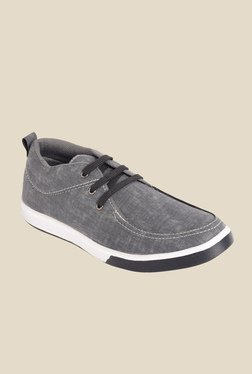 Amigos Grey Casual Shoes