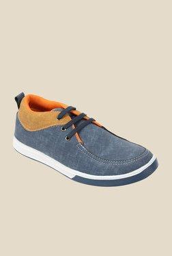 Amigos Blue Casual Shoes