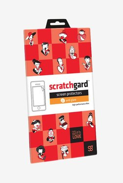 ScratchGard Anti Glare Screen Protector For LG X Screen