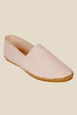 Bruno Manetti Off-White Espadrille Shoes