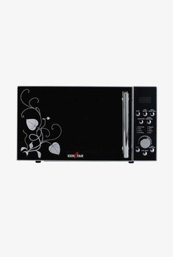 Kenstar KJ20CSL101 20L Convection Microwave Oven (Black)