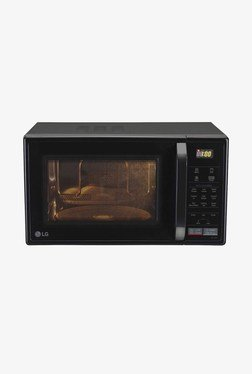 LG MC2146BL 21L Convection Microwave Oven (Black)