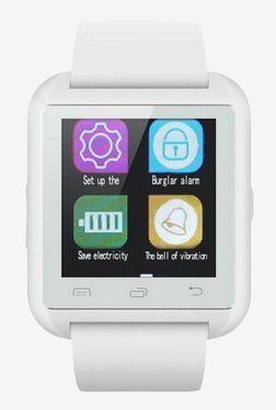 Bingo U8 Smart Watch (White)