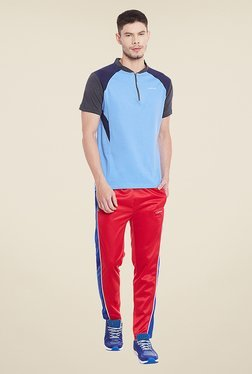 Yepme Bradie Red Solid Trackpant