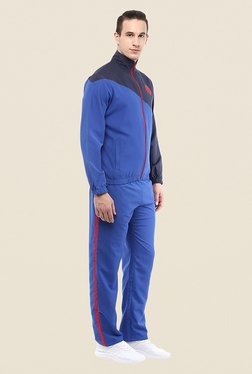 Yepme Darvin Blue Solid Tracksuit