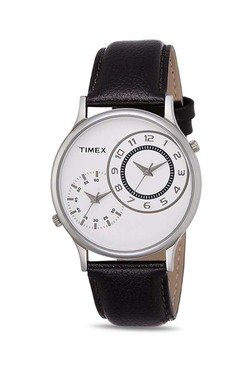 Timex TW002E111 Analog Double Dial Watch For Men
