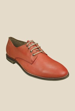US Polo Assn. Red Derby Shoes