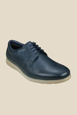 US Polo Assn. Navy Derby Shoes