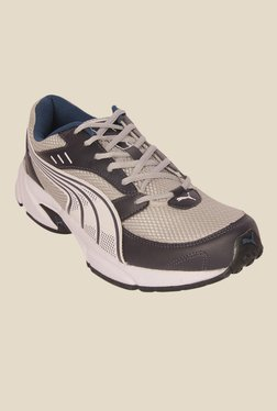 Puma Atom II DP Black & Beige Running Shoes