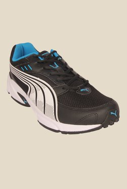 Puma Atom II DP Black Running Shoes