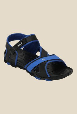 c21da50bedba Puma Gadwall Ii Dp Blue Floaters for Men online in India at Best ...