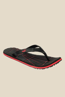 9fafd2c02193 Puma Webster Dp BLACK SLIPPERS for Men online in India at Best price ...