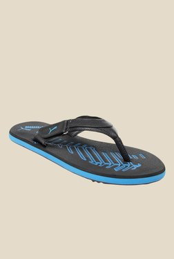 338fa2666c5 ... Men Price in India. TATACLIQ TATACLIQ. Puma Breeze 4 Ind. Black Flip  Flops