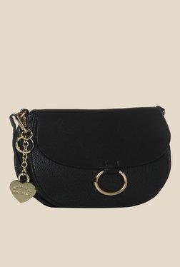 Toniq Who'S There Black Sling Bag