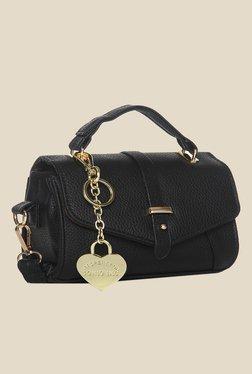Toniq Mini Black Sling Bag