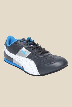 Puma Esito 2 DP Black & White Sneakers