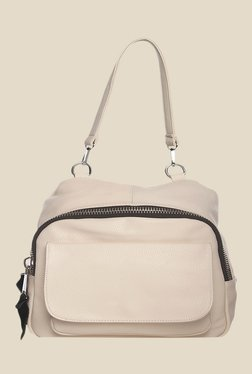 Toniq Beige Pack Up Backpack