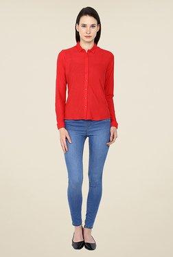 Arrow Red Striped Shirt