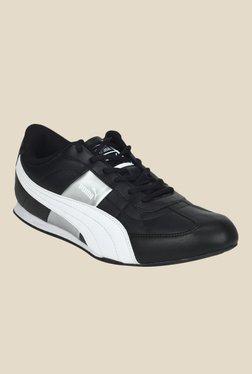 Puma Esito II Ind. Black & Silver Sneakers