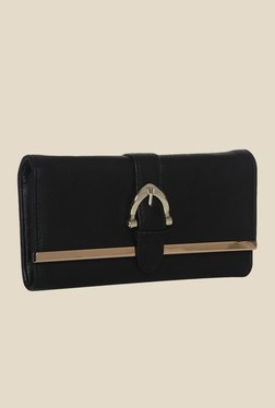 Toniq Black Dock It Wallet