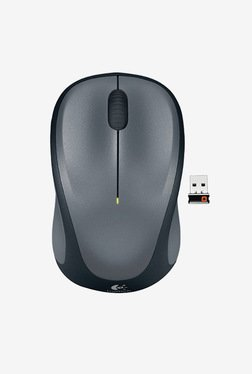 Logitech M235 Wireless Mouse (Black)