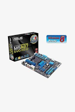 Asus M5A97 R2.0 MotherBoard (Black/Blue)
