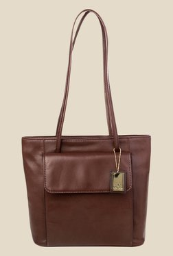 Hidesign Tovah (4310) Brown Leather Shoulder Bag