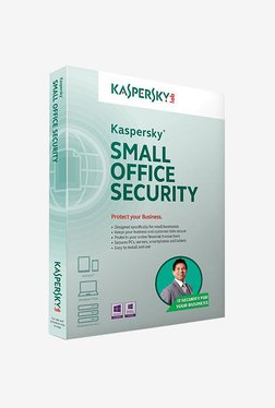 Kaspersky Server Small Office Security (10 PC/1 File Server)