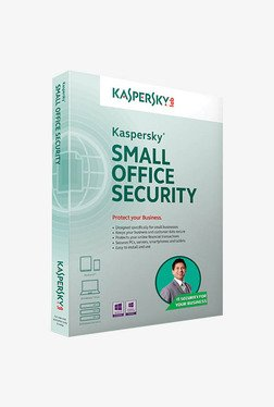 Kaspersky Server Small Office Security (20 PC/2 File Server)