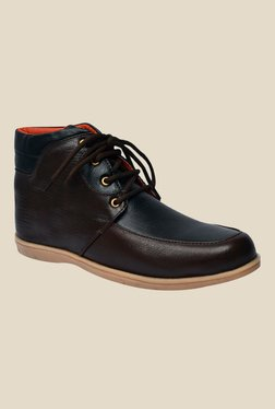 Molessi Dark Brown Casual Boots