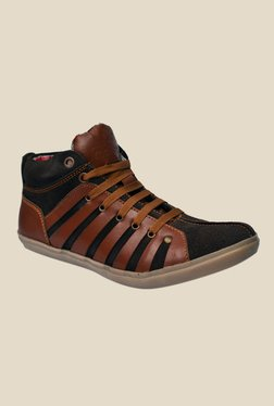 Molessi Dark Brown Sneakers