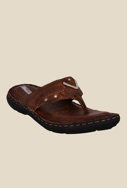 Bruno Manetti Chikoo T-Strap Sandals